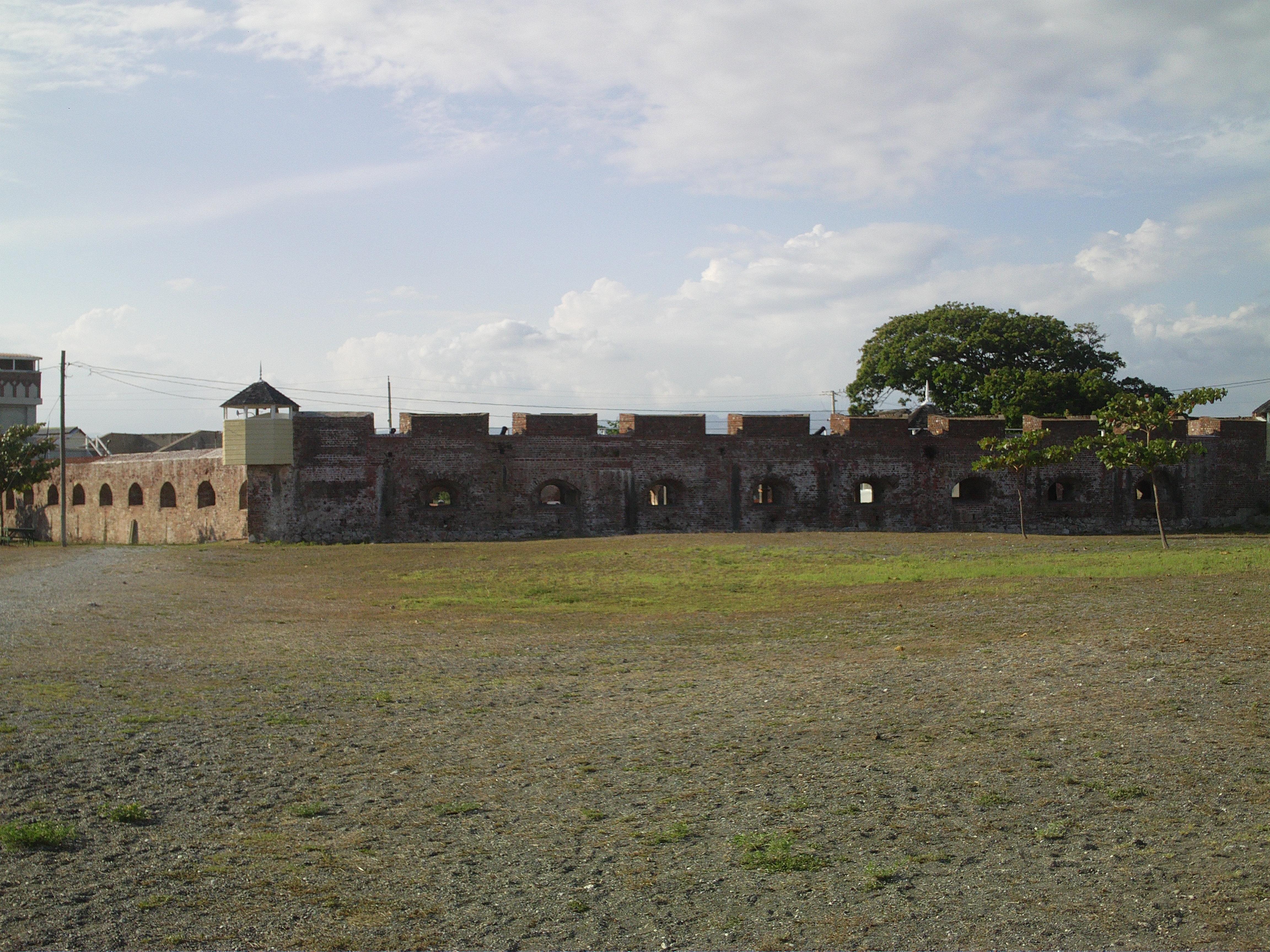 Fort Charles Port Royal Jamaica