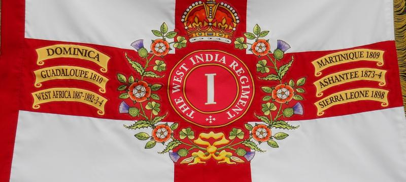 Regimental. West India Regiment