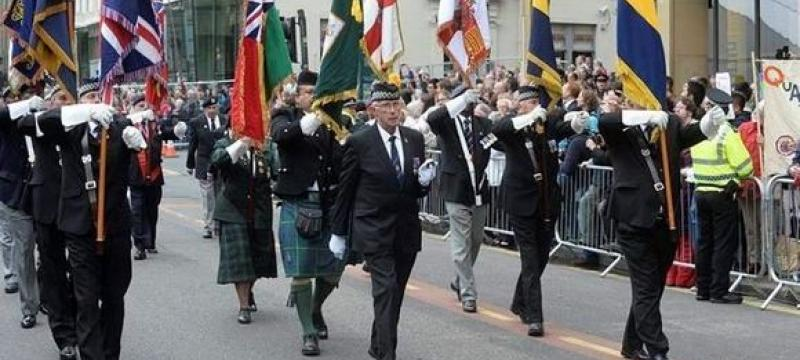 1st World War Commemoration - Glasgow