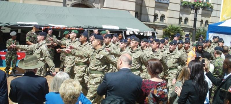 Armed Forces Day - Birmingham