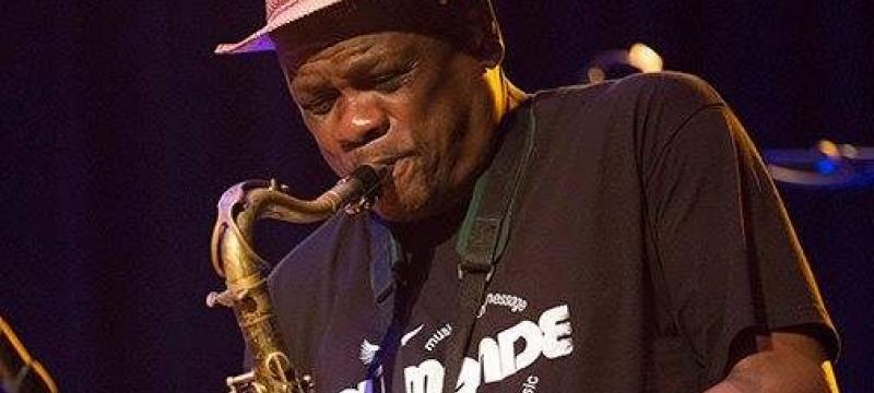 Ray Carless - Jamaican Born Saxophonist