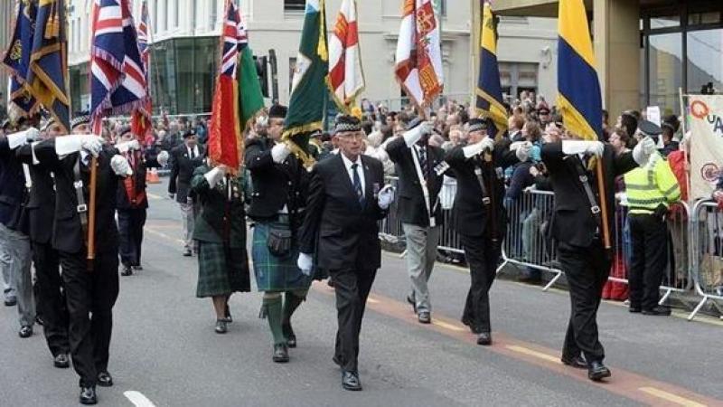 1st World War Commemoration - Glasgow