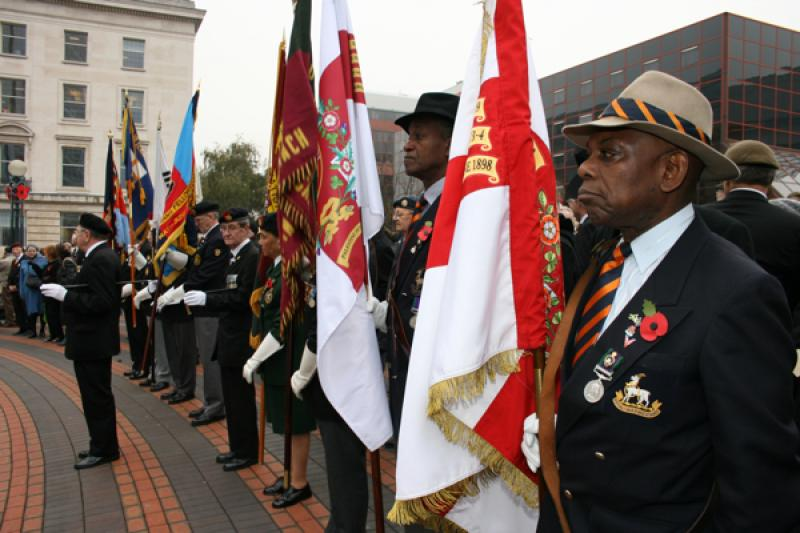 West Indian Regiment (Armistice Day - 11 Nov 2011)