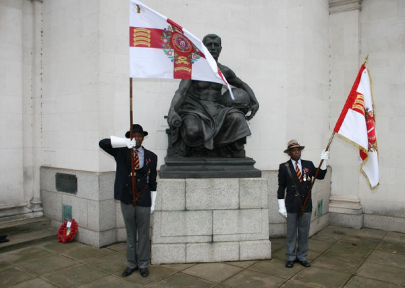 West Indian Regiment (Armistice Day, 11 Nov 2011)