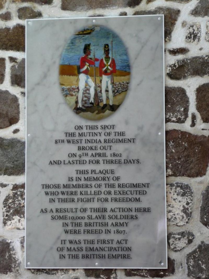 8th West India Regiment