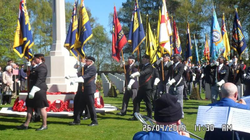 ANZAC Day - Cannock Chase