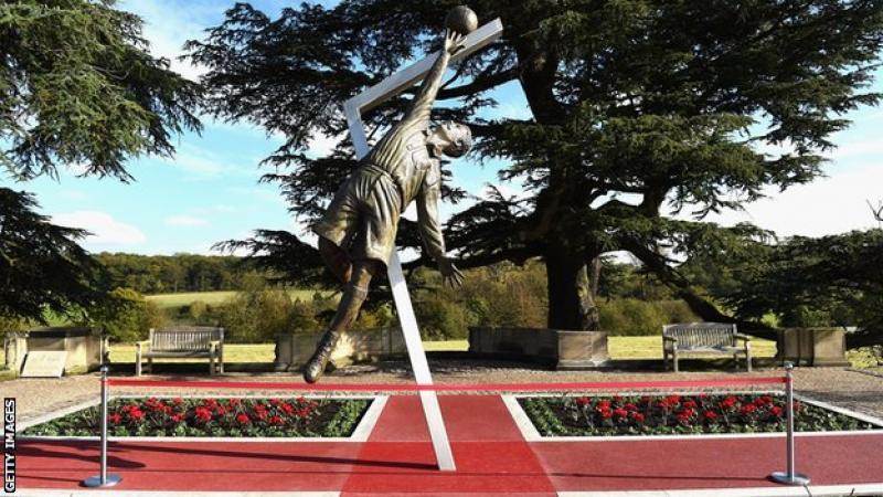 Unveiling of Arthur Wharton Statue