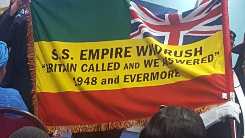 WAWI Project commemorates 70 years of Windrush