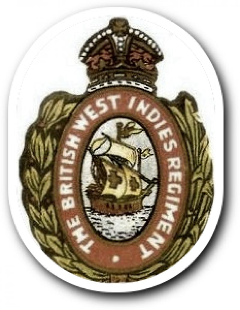 British West Indies Regiment. 1st World War