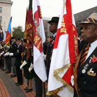 West Indian Regiment (Armistice Day - 11 Nov 2011)