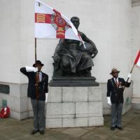 West Indian Regiment (Armistice Day, 11 Nov 2011)