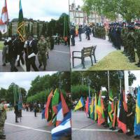 West Indian Regiment Decendents continue to serve and protect