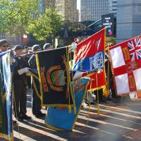 Birmingham Remembrance Sunday 2013 . W I R