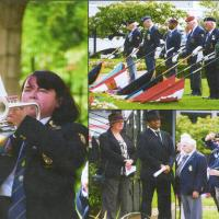 Annual memorial service for Federation Day