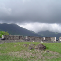 West Indies Regiment : Fort George Citadel and Mount Liamigua