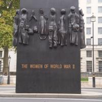 Woman of the British Empire. Please remember them. Thank you