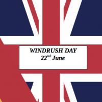 Windrush Day Flag